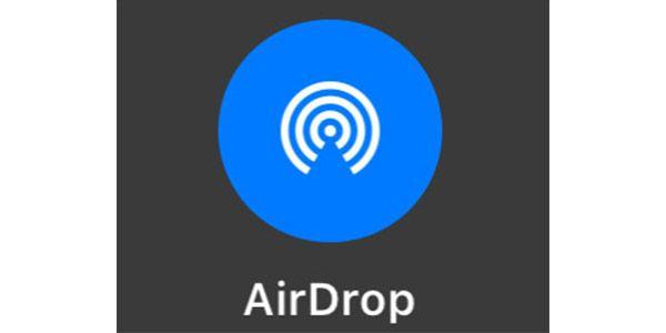 AirDrop(エアドロップ)