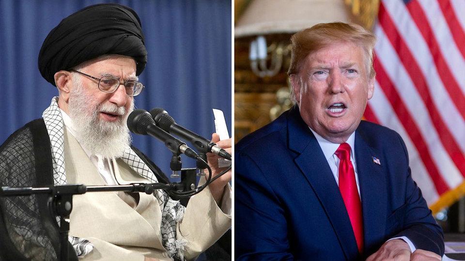 イランアメリカ戦争