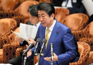 安倍首相桜を見る会答弁