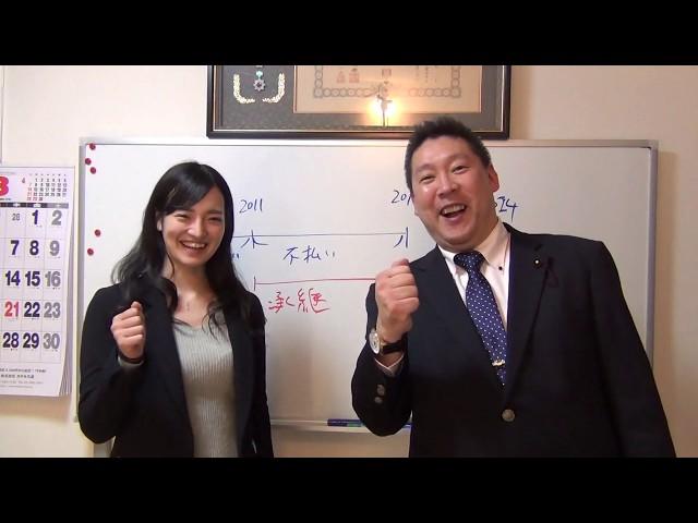 立花孝志マツコ・デラックス裁判