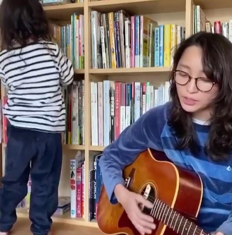 杏 ギター